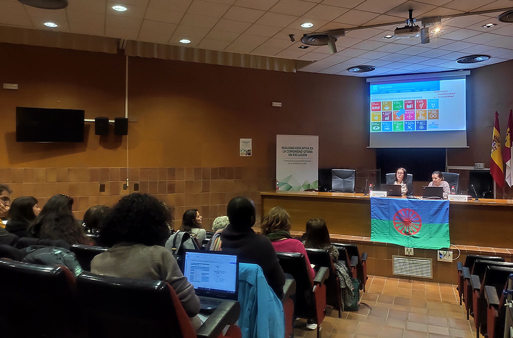 Albacete Profesoras Facultad