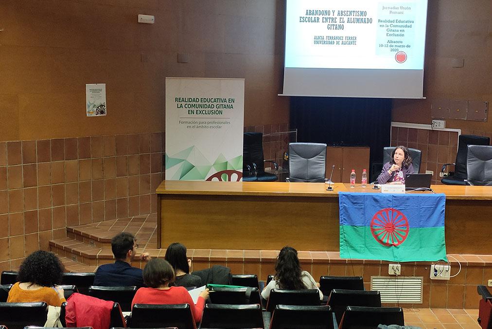 Albacete Alicia Ferrández