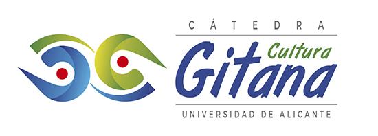 Logo Cátedra Cultura Gitana